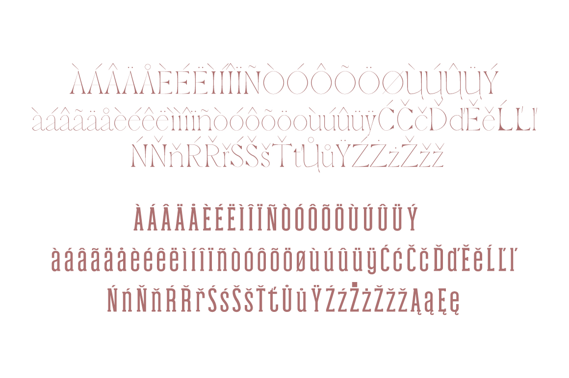 Print on Demand: Haana Duo Slab Serif Font By Creative Tacos - Image 4