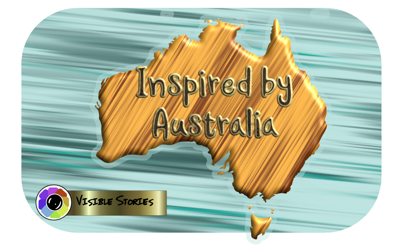 Print on Demand: Inspired by Australia Graphic Illustrations By Angela H. Evans