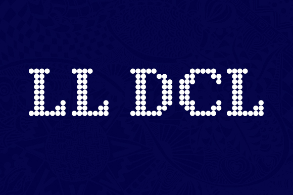 Print on Demand: LL DCL Display Font By Markus Schroppel