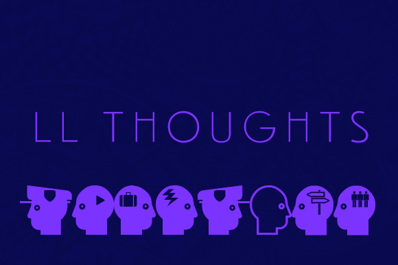 LL Thoughts Font
