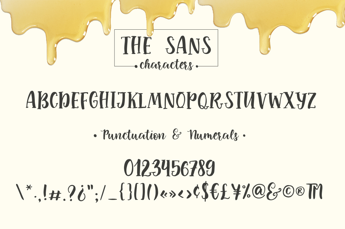 Print on Demand: Little Bee Duo Script & Handwritten Font By Red Ink - Image 5