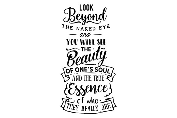 Download Free Look Beyond The Naked Eye Svg Cut File By Creative Fabrica for Cricut Explore, Silhouette and other cutting machines.
