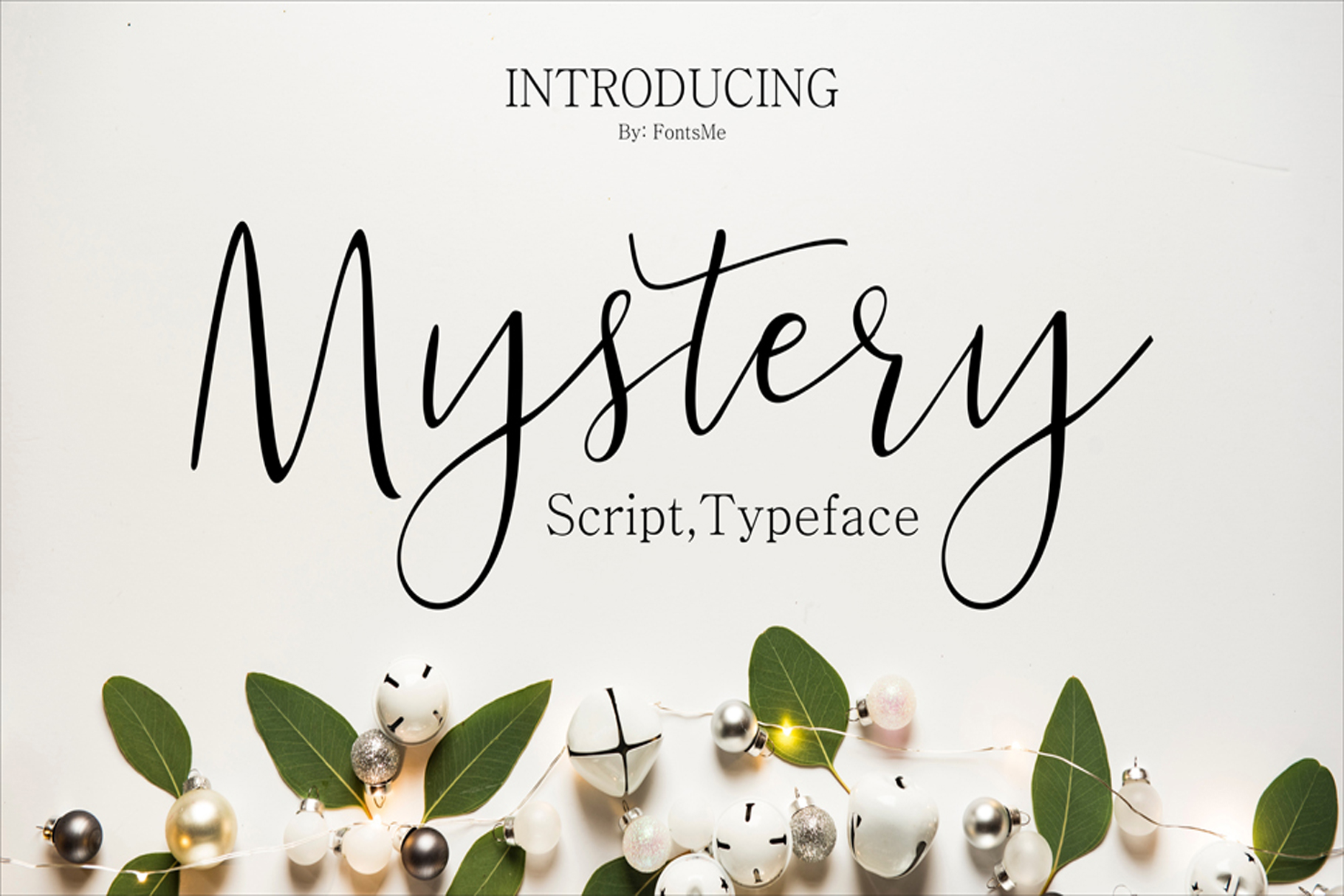 Print on Demand: Mystery Script & Handwritten Font By ed.creative