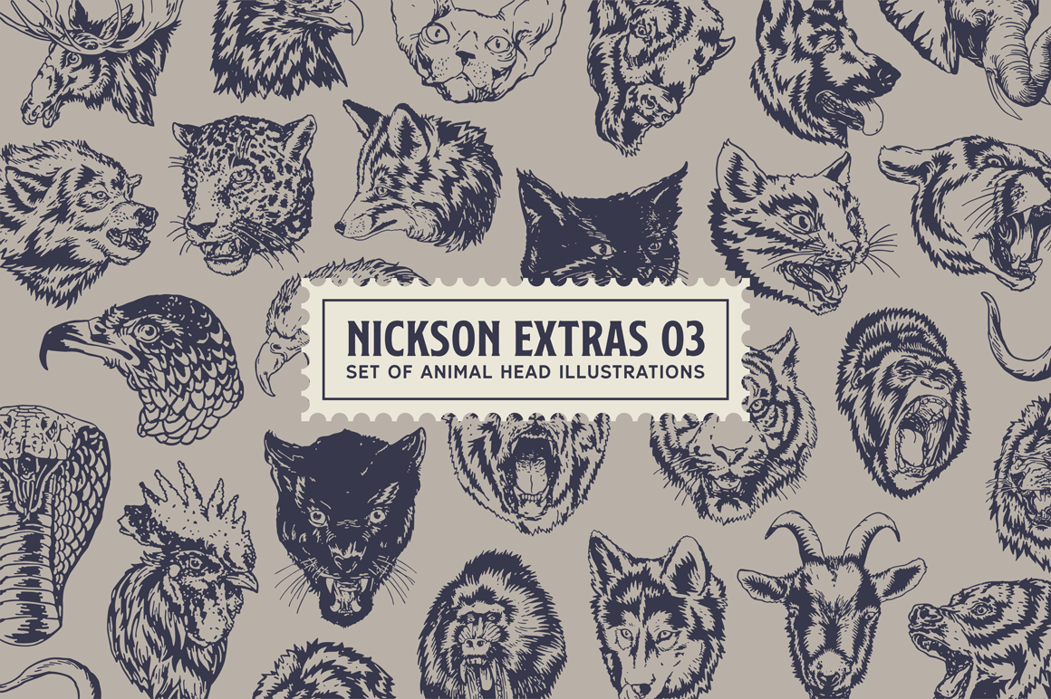 Nickson Font By Spencer Image 6