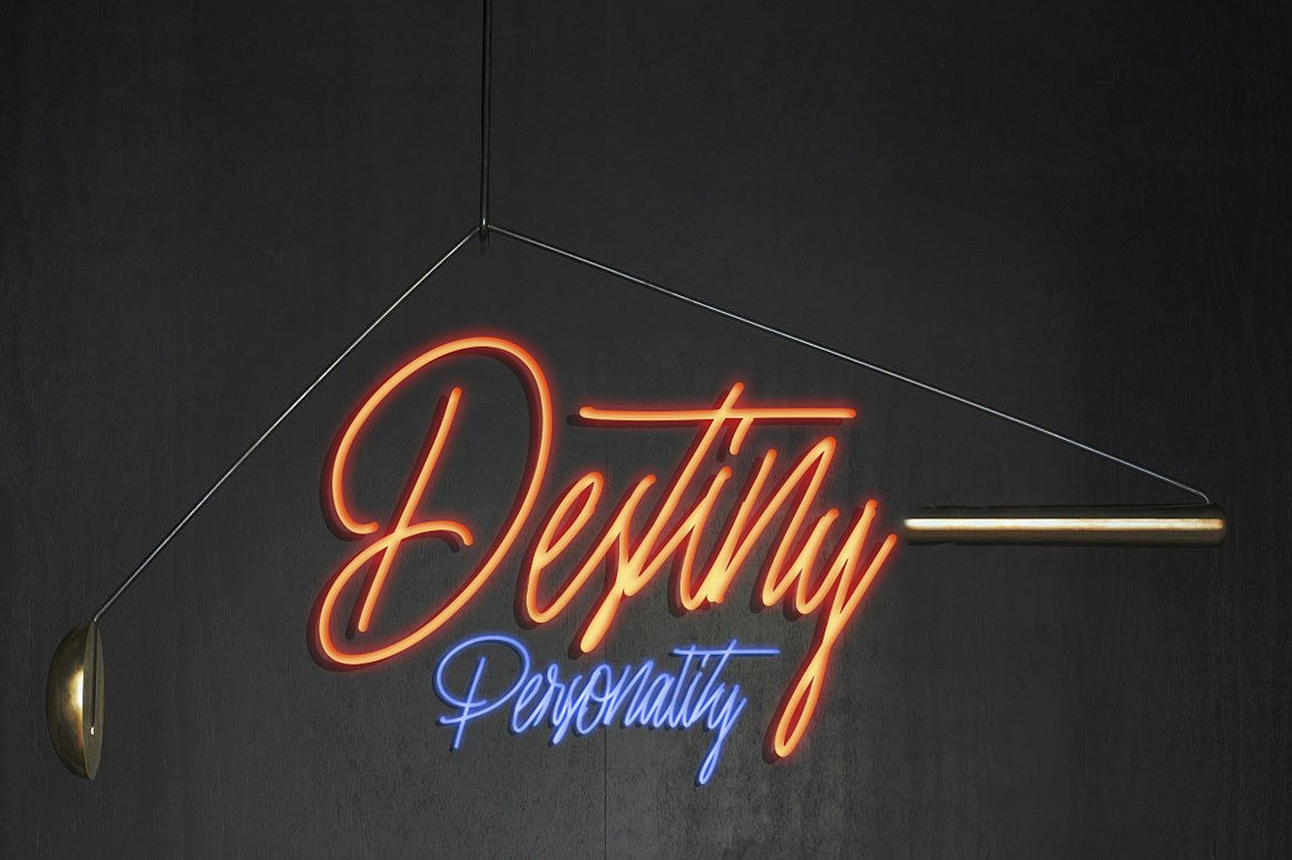 Print on Demand: Nuvanticia Script & Handwritten Font By bloomxxvi - Image 2