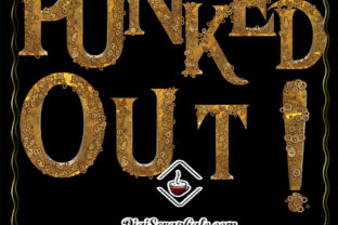 Punked out Steampunk Alphabet Graphic By Sojournstar