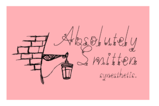 Smitten Font By Cynesthetic