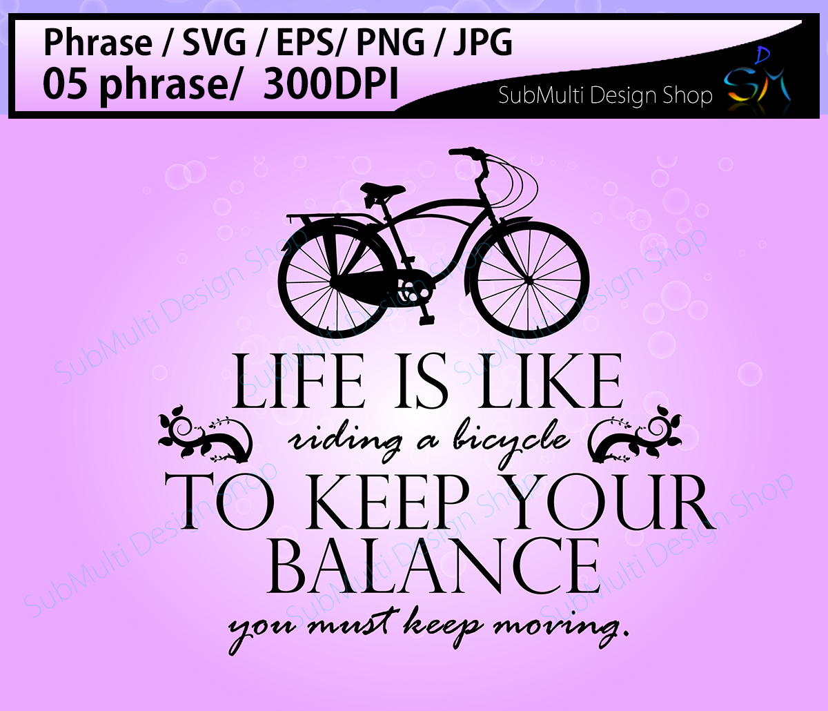 Print on Demand: Svg Quotes Cut Files Graphic Crafts By Arcs Multidesigns - Image 4