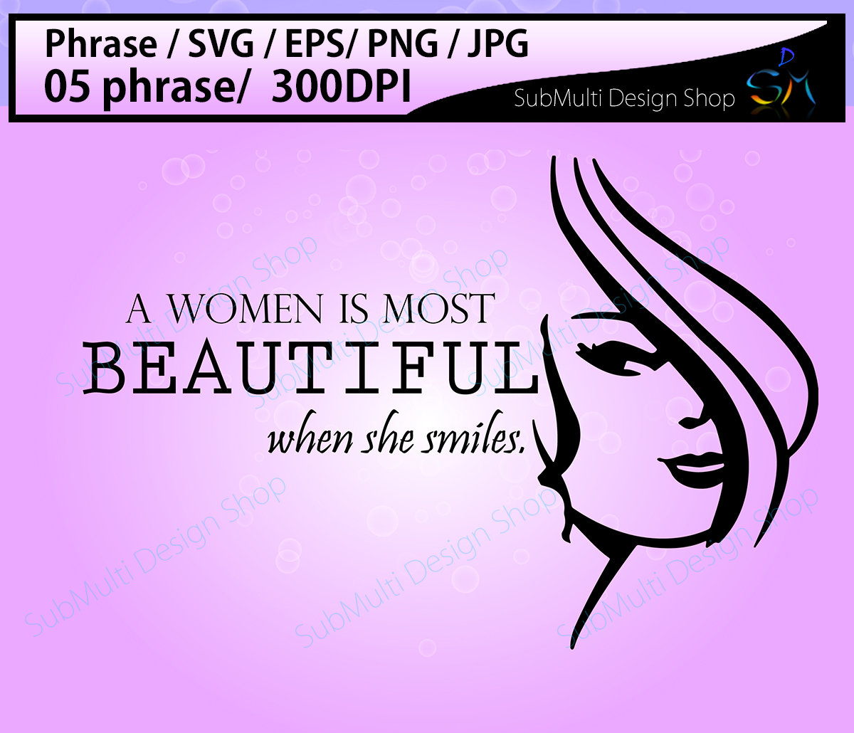 Print on Demand: Svg Quotes Cut Files Graphic Crafts By Arcs Multidesigns - Image 5