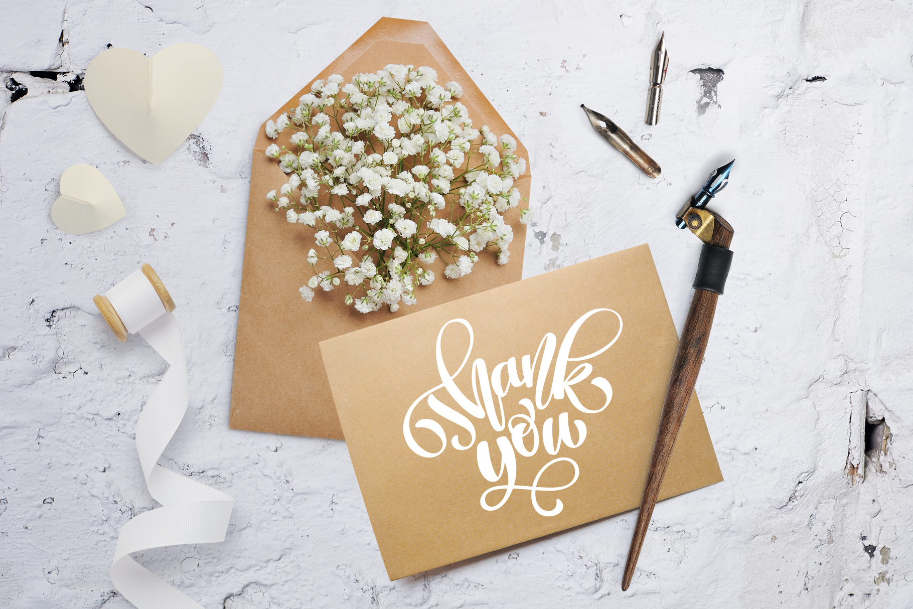 Valentines Day PSD Layered Scene Graphic Product Mockups By Happy Letters - Image 5