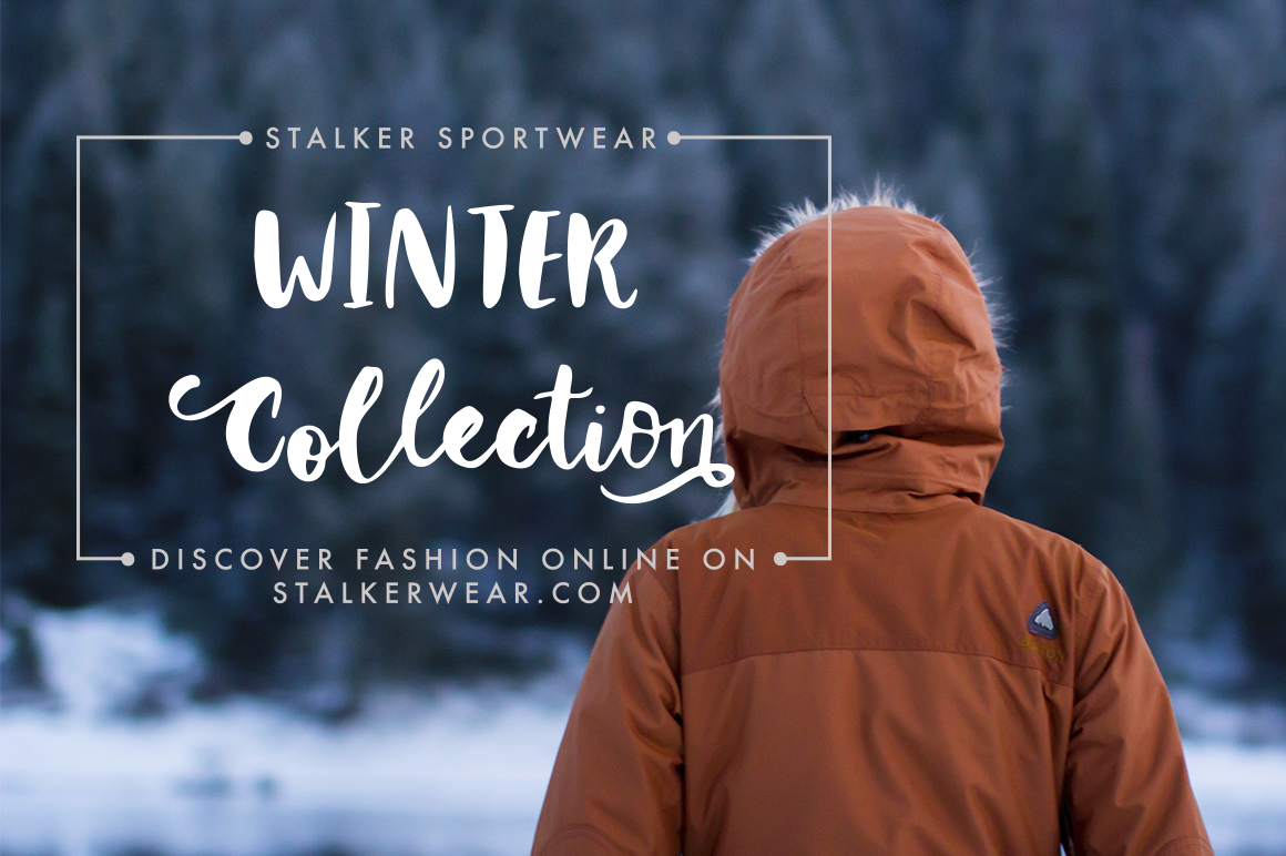 Winter Story Font By Red Ink Image 7