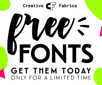 Free Fonts at Creative Fabrica