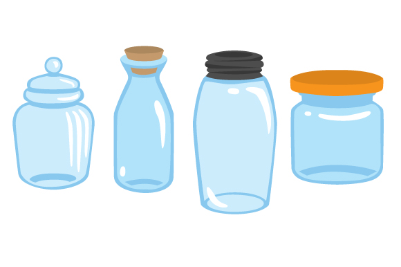 Download Free Jars Svg Cut File By Creative Fabrica Crafts Creative Fabrica for Cricut Explore, Silhouette and other cutting machines.