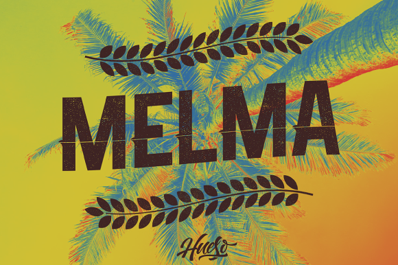 Print on Demand: Melma Font By Creative Fabrica Freebies - Image 1