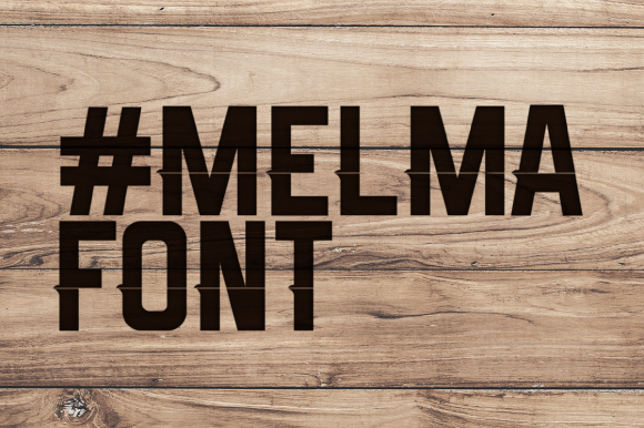 Print on Demand: Melma Font By Creative Fabrica Freebies - Image 7