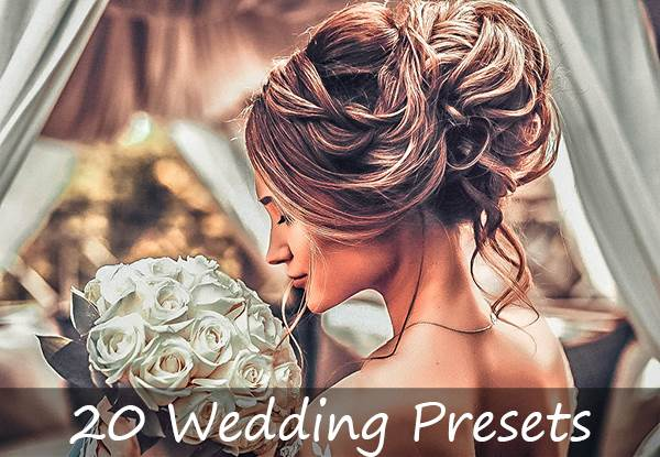 20 Wedding Lightroom Presets Graphic By Creative Fabrica Freebies