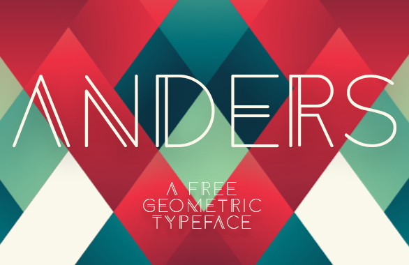 Print on Demand: Anders Font By Creative Fabrica Freebies