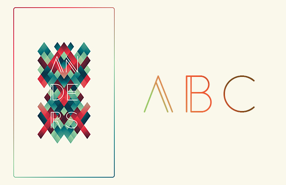 Print on Demand: Anders Font By Creative Fabrica Freebies - Image 3