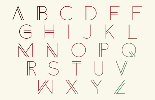 Print on Demand: Anders Font By Creative Fabrica Freebies - Image 2