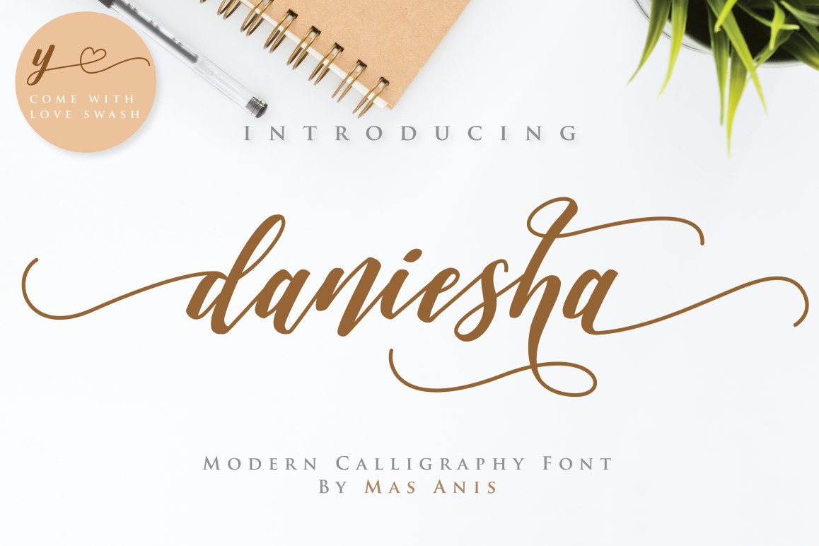 Download Free Samellya Font By Mas Anis Creative Fabrica for Cricut Explore, Silhouette and other cutting machines.