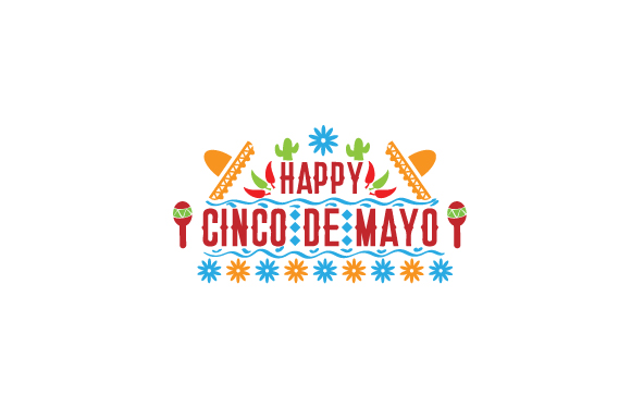 Download Free Happy Cinco De Mayo Svg Cut File By Creative Fabrica Crafts Creative Fabrica for Cricut Explore, Silhouette and other cutting machines.
