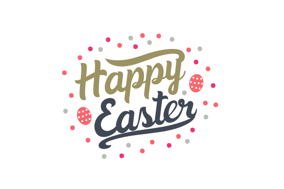 Download Free Happy Easter Svg Cut File By Creative Fabrica Crafts Creative for Cricut Explore, Silhouette and other cutting machines.