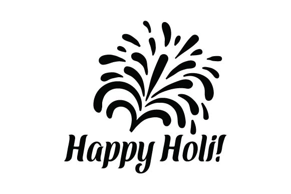 Download Free Happy Holi Svg Plotterdatei Von Creative Fabrica Crafts for Cricut Explore, Silhouette and other cutting machines.