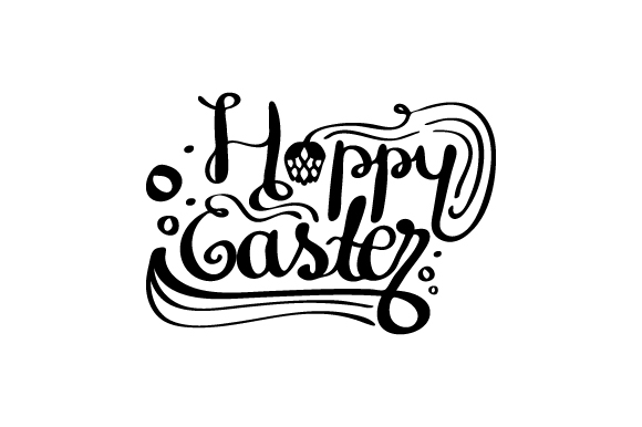 Download Free Hoppy Easter Svg Cut File By Creative Fabrica Crafts Creative for Cricut Explore, Silhouette and other cutting machines.