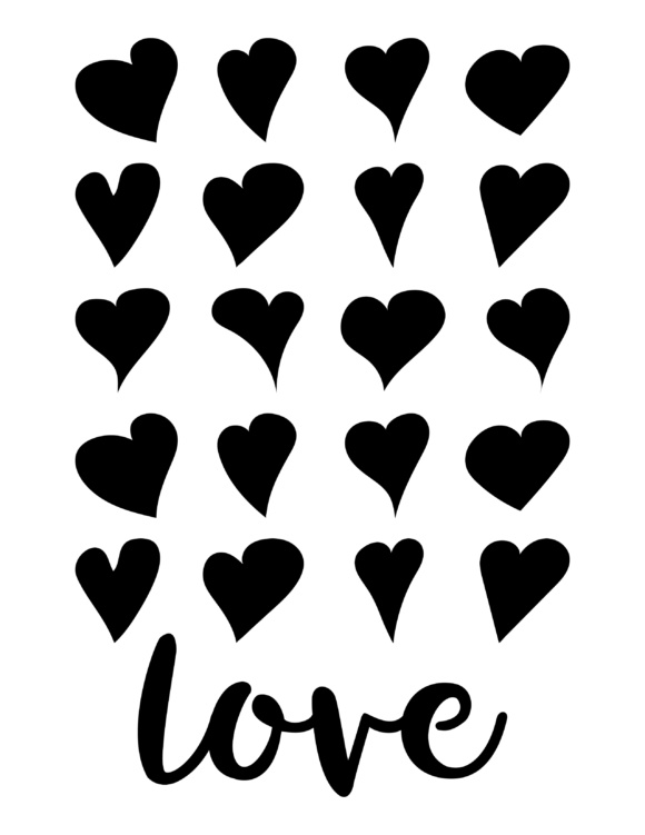 Download Love with Hearts SVG Cut File Graphic by oldmarketdesigns ...