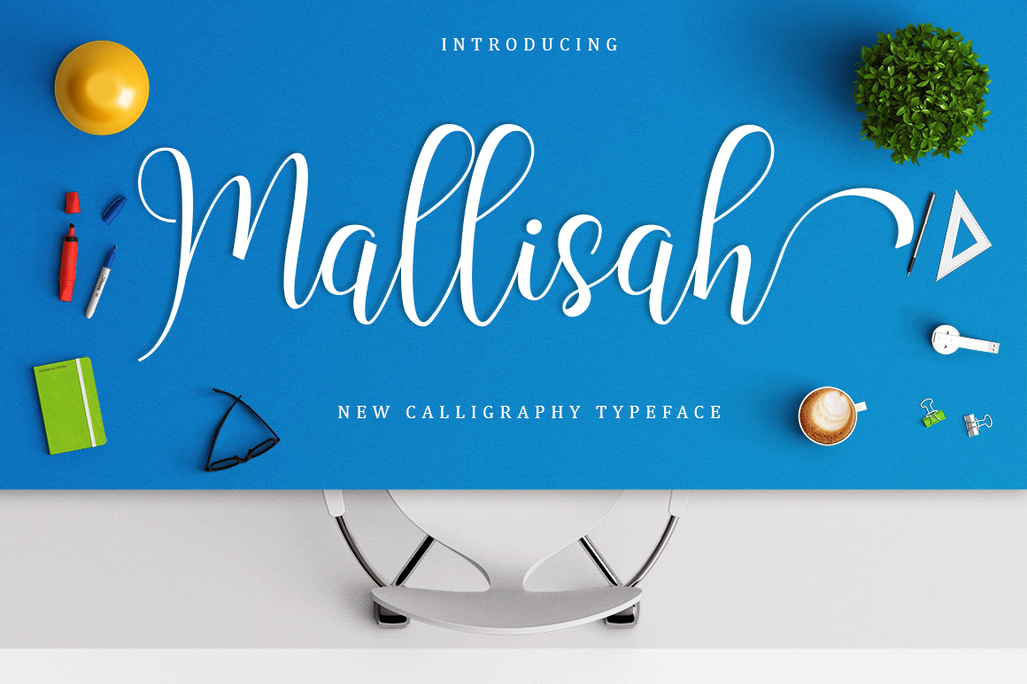 Print on Demand: Mallisah Script & Handwritten Font By No Gravity Type