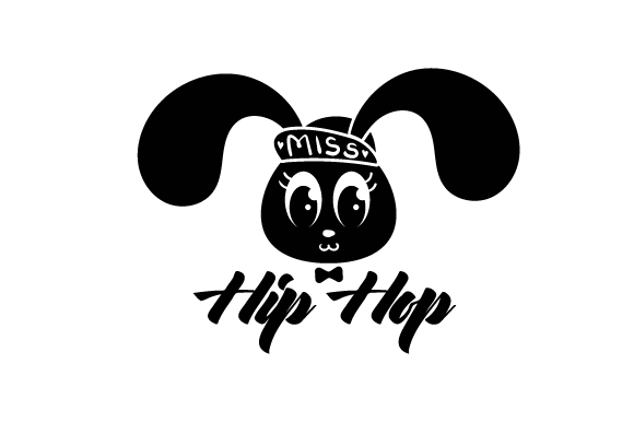 Download Free Miss Hip Hop Svg Cut File By Creative Fabrica Crafts Creative for Cricut Explore, Silhouette and other cutting machines.