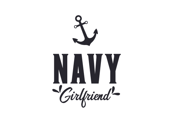 Navy Girlfriend Craft Design By Creative Fabrica Crafts Image 1