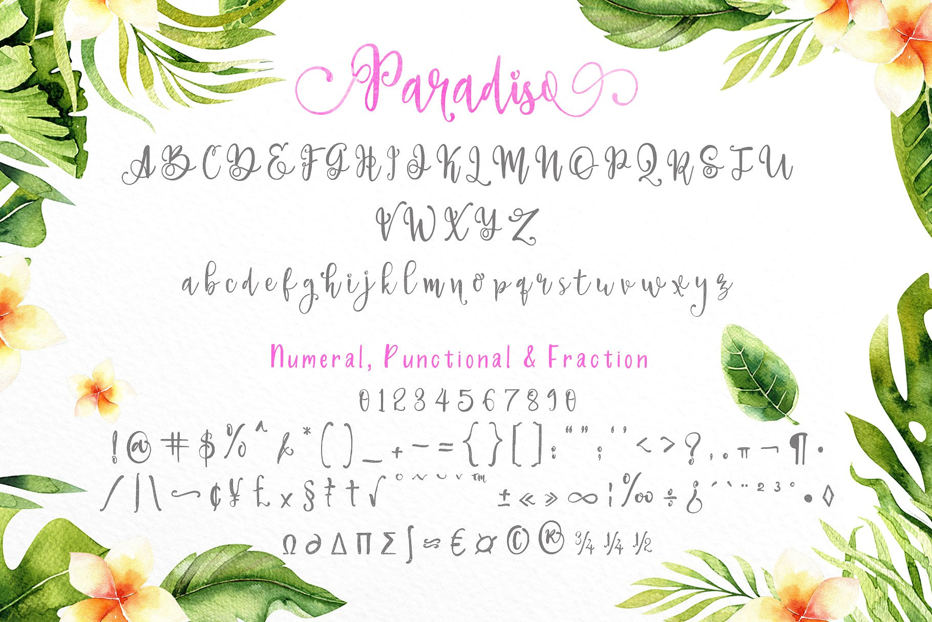 Paradiso Duo Font By fontsgood Image 7