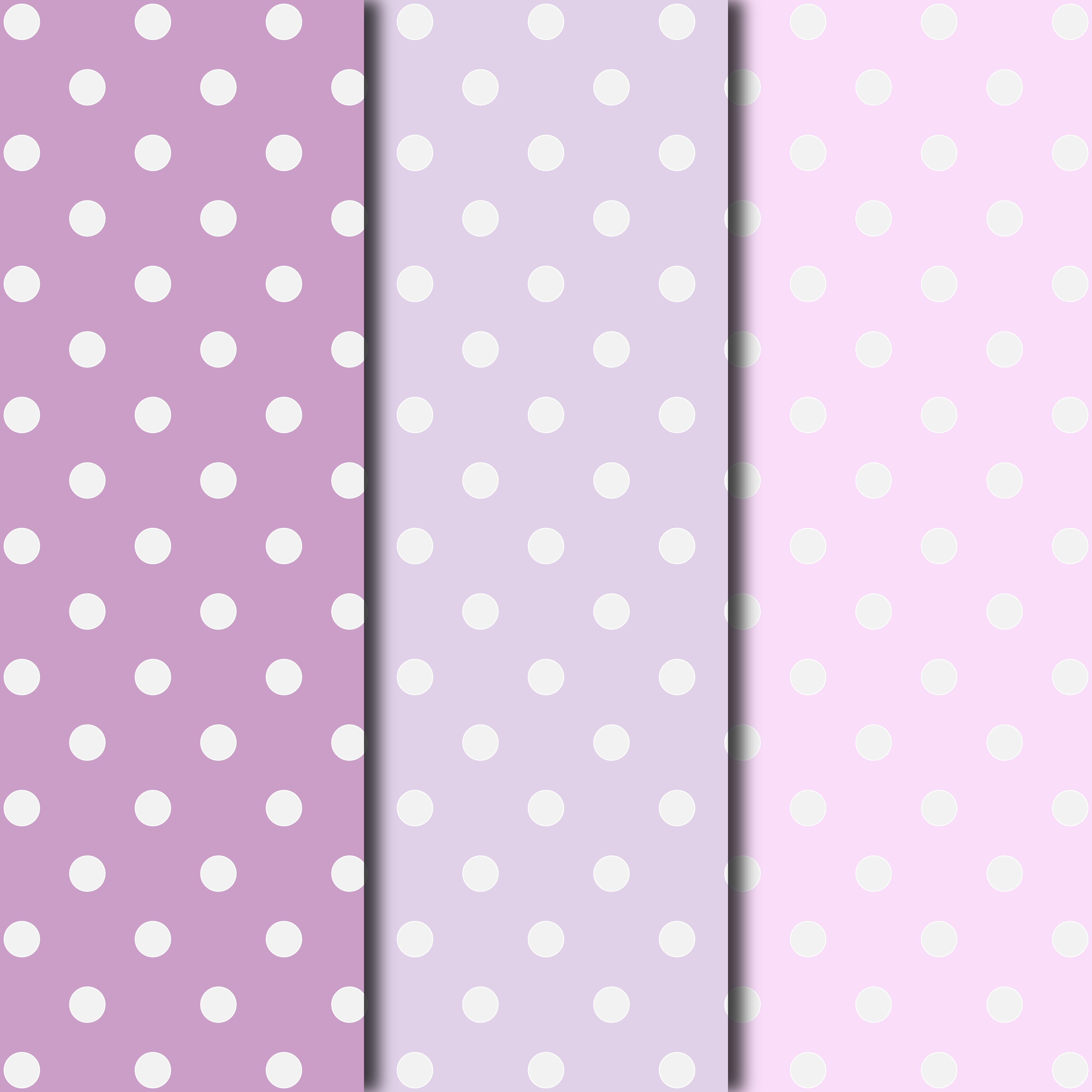 Download Free Pastel Polka Dots Digital Paper Collection Graphic By Frazella for Cricut Explore, Silhouette and other cutting machines.