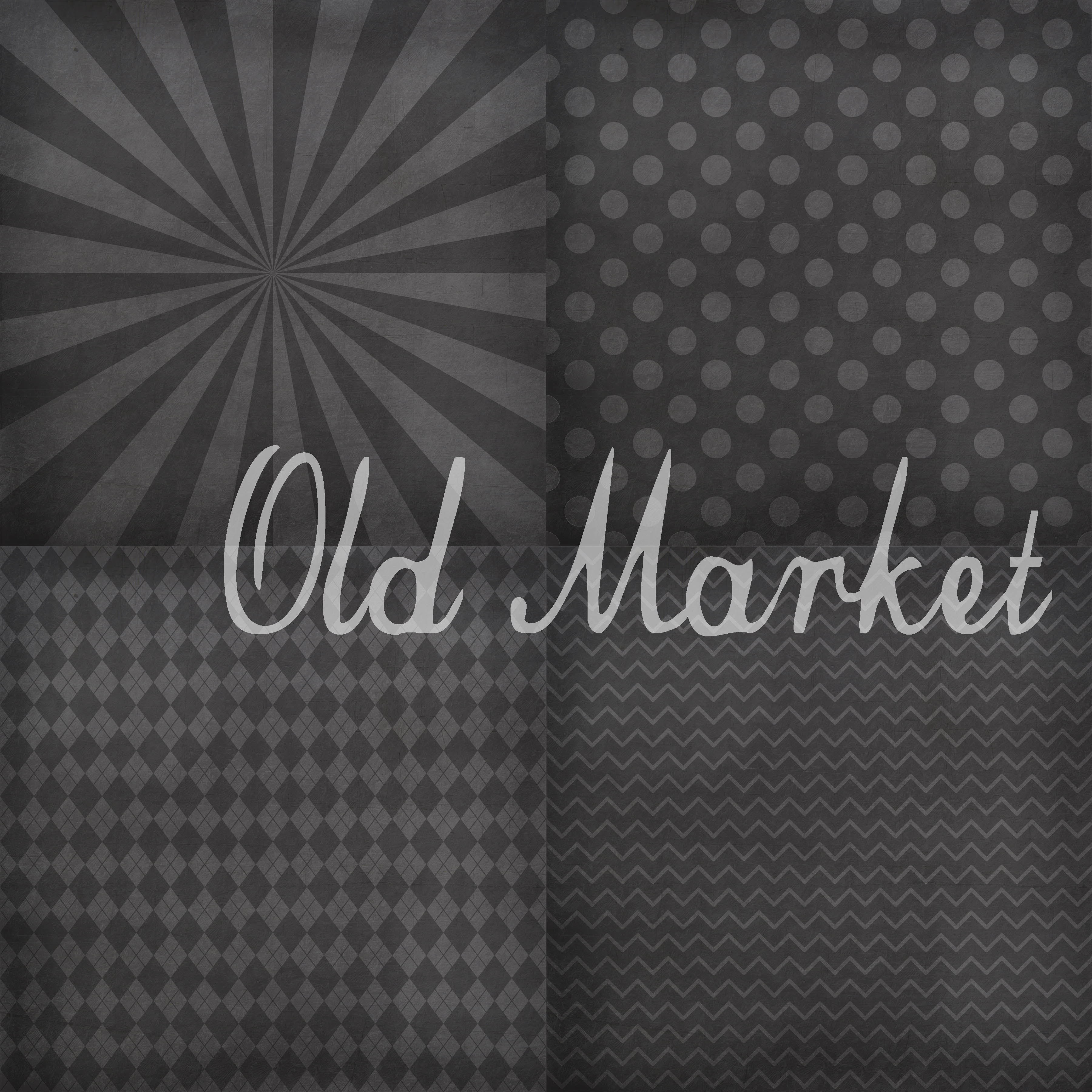 Download Free Patterned Chalkboard Textures Digital Paper Graphic By SVG Cut Files