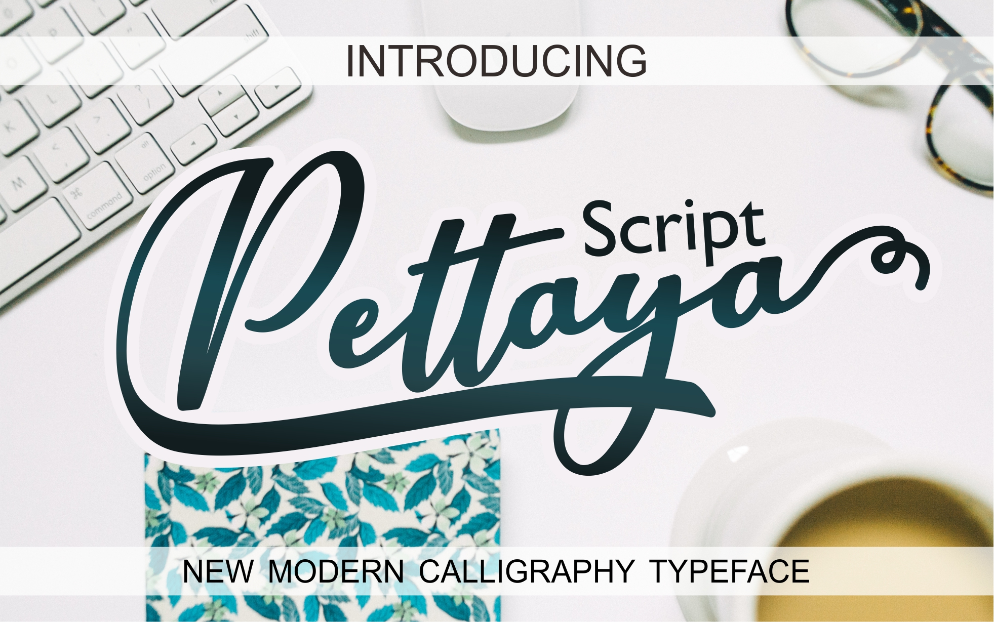 Print on Demand: Pettaya Script Script & Handwritten Font By wdfont.creative