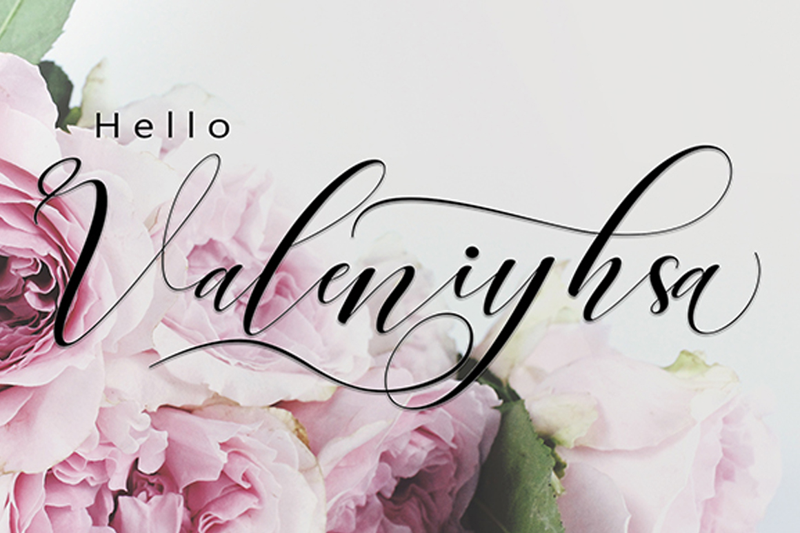 Print on Demand: Right Side Script & Handwritten Font By No Gravity Type - Image 5
