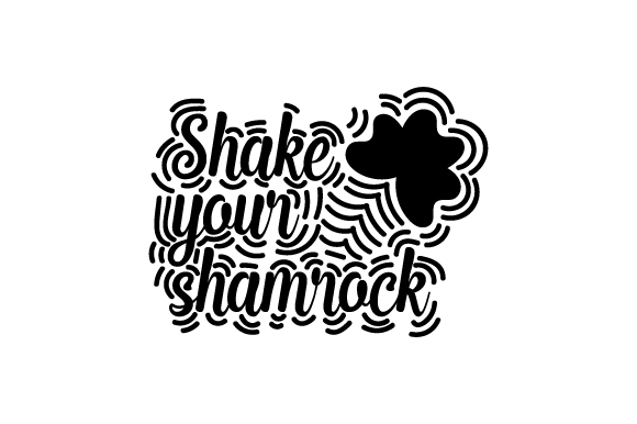 Shake Your Shamrock Saint Patrick's Day Craft Cut File By Creative Fabrica Crafts - Image 2