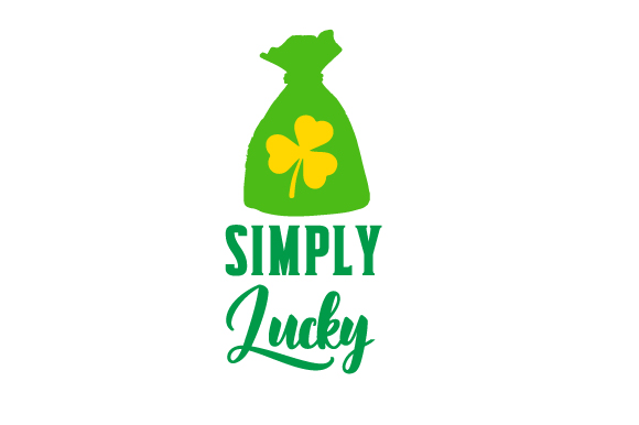 Simply Lucky Saint Patrick's Day Craft Cut File By Creative Fabrica Crafts