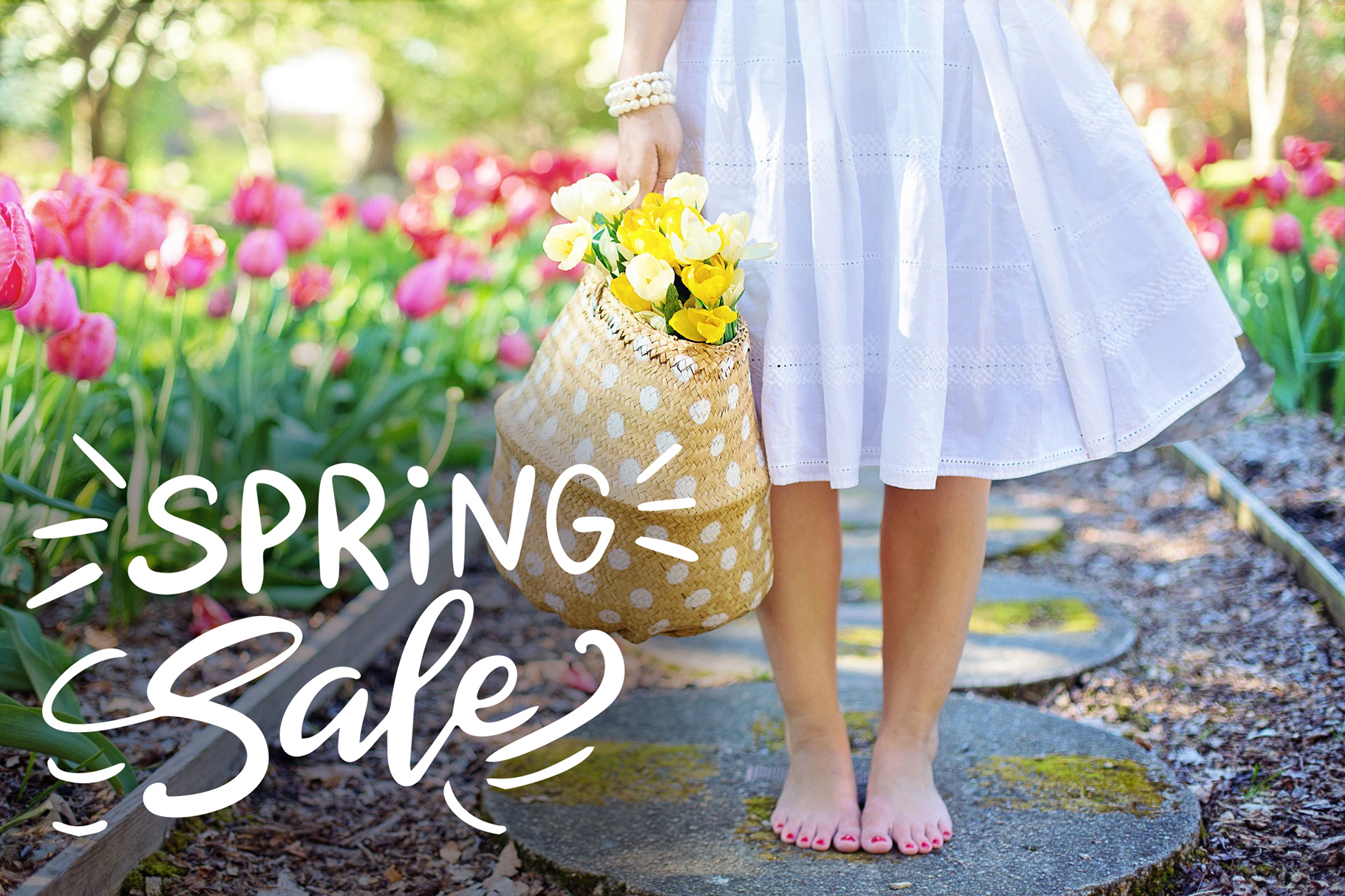 Spring Kit: Lettering and Clipart Graphic Illustrations By tregubova.jul - Image 6