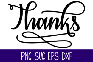Thanks Graphic By Misti