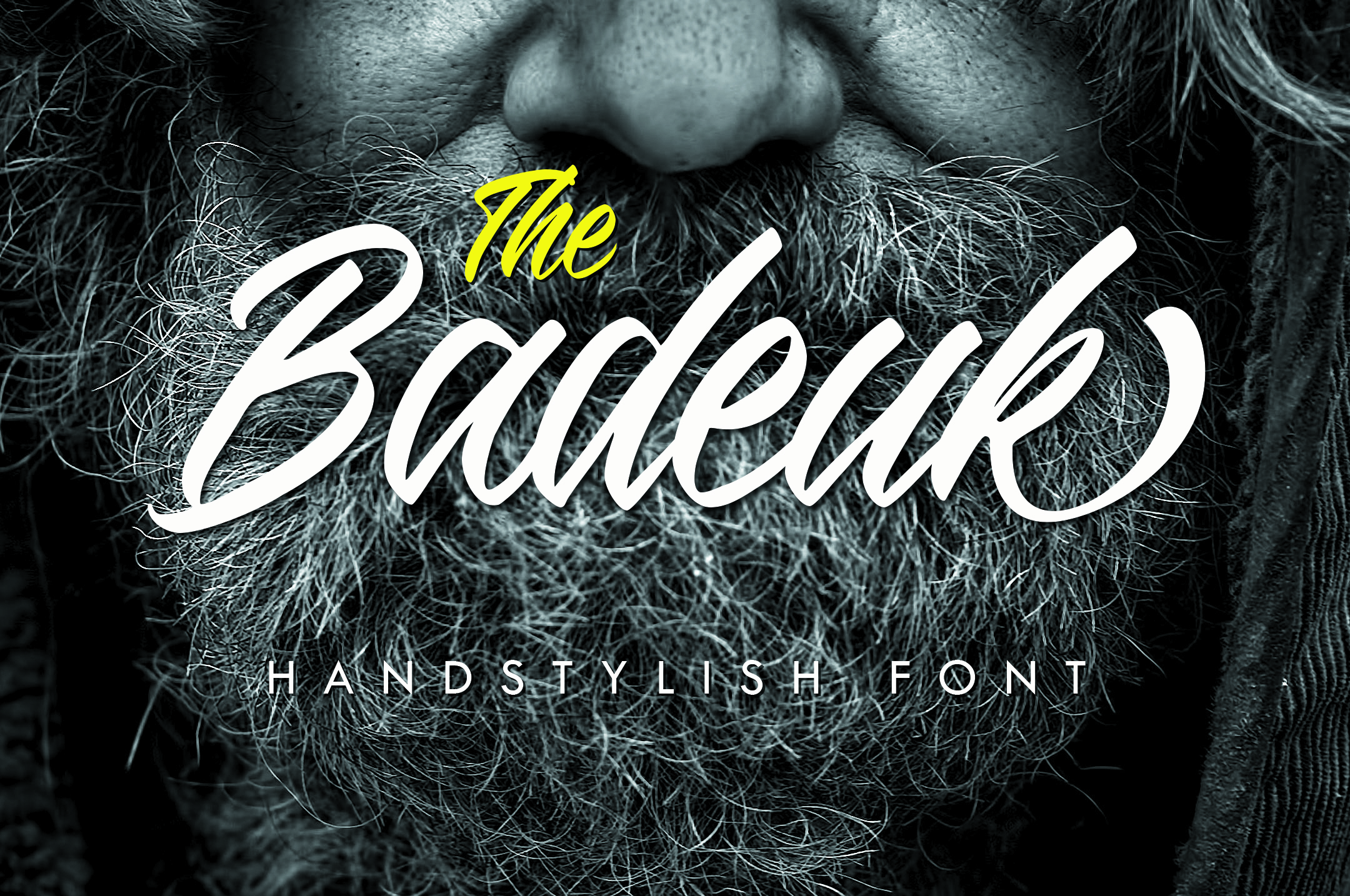Print on Demand: The Badeuk Script & Handwritten Font By No Gravity Type - Image 2