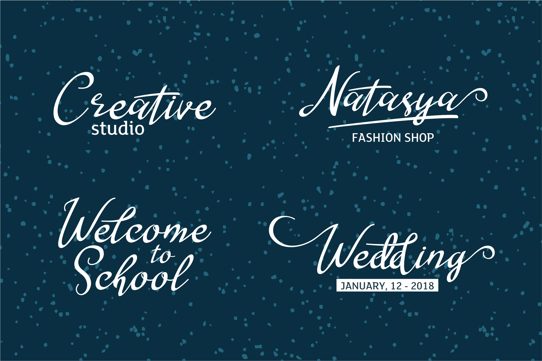 The Special Font By No Gravity Type Image 10
