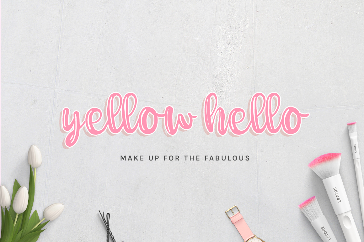 The Willow Script Font By Maroon Baboon Image 4