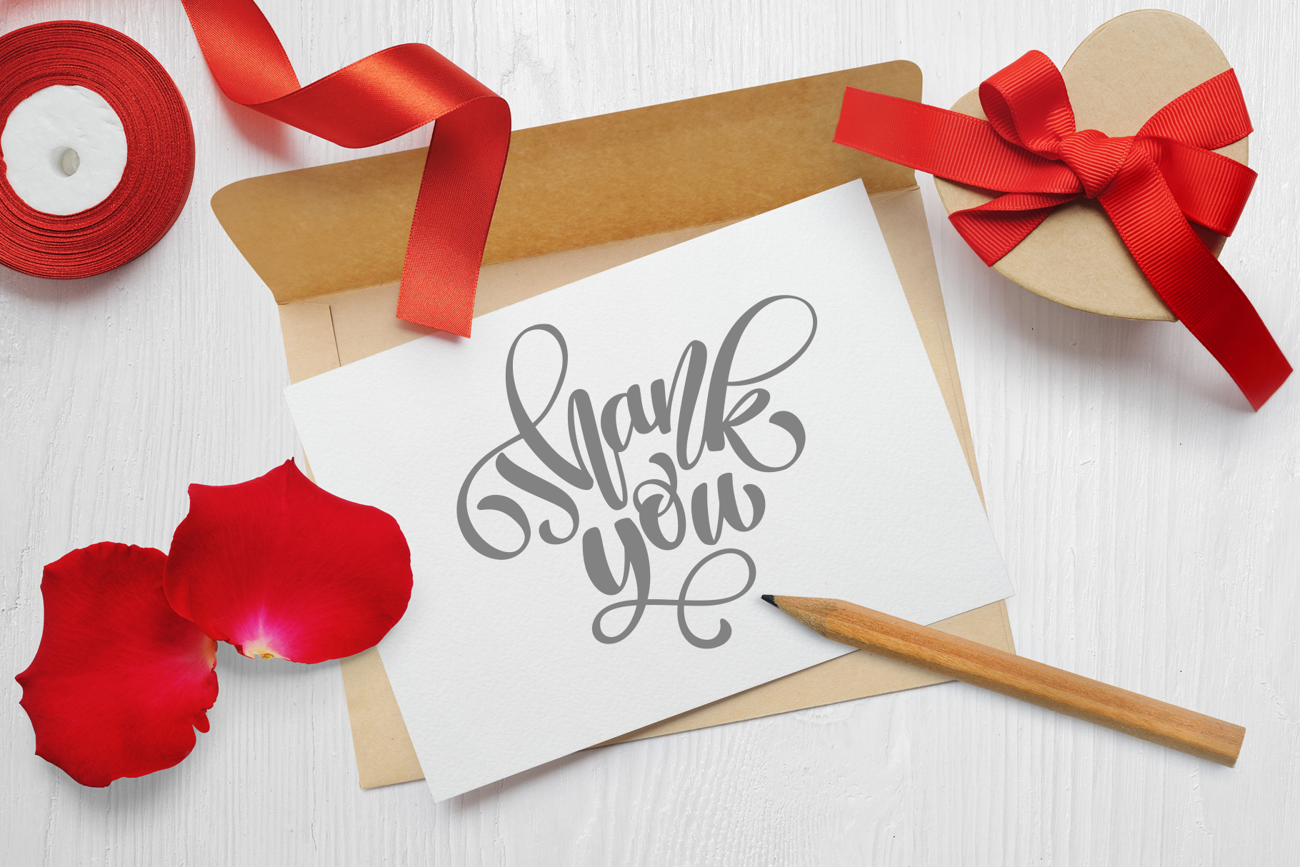 Valentine Mock Up Scene Creator Graphic Objects By Happy Letters - Image 4