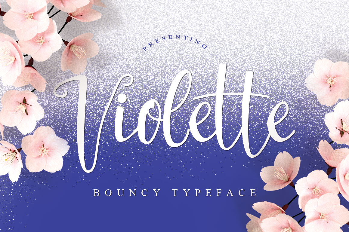 Print on Demand: Violette Script & Handwritten Font By No Gravity Type - Image 2