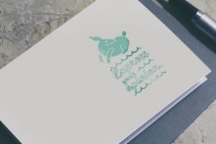 Print on Demand: Wise Saying Seals Illustration Graphic Illustrations By Yoonah Kim