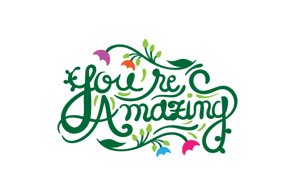 Download Free You Re Amazing Svg Svg Cut File By Creative Fabrica Crafts Creative Fabrica for Cricut Explore, Silhouette and other cutting machines.