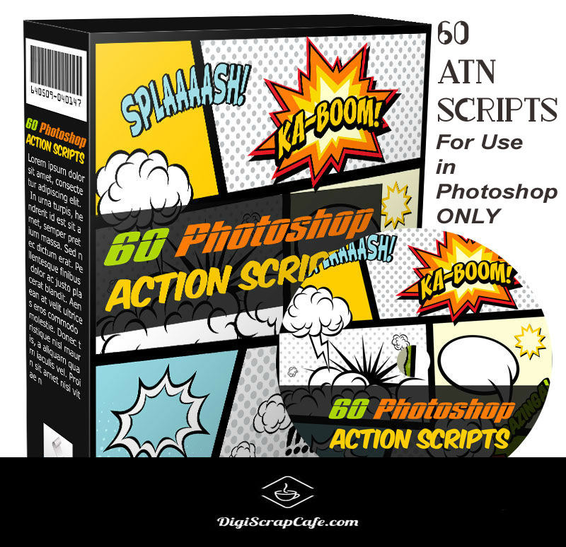 60 PhotoShop Actions Graphic By Sojournstar Image 1