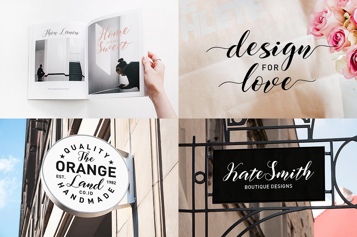 Albertyna Font By Solidtype Image 2